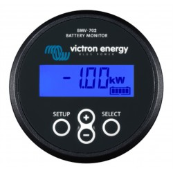 Battery monitoring BMV 702