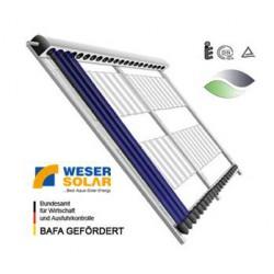 Solarni vakuumski kolektor 20 cevi